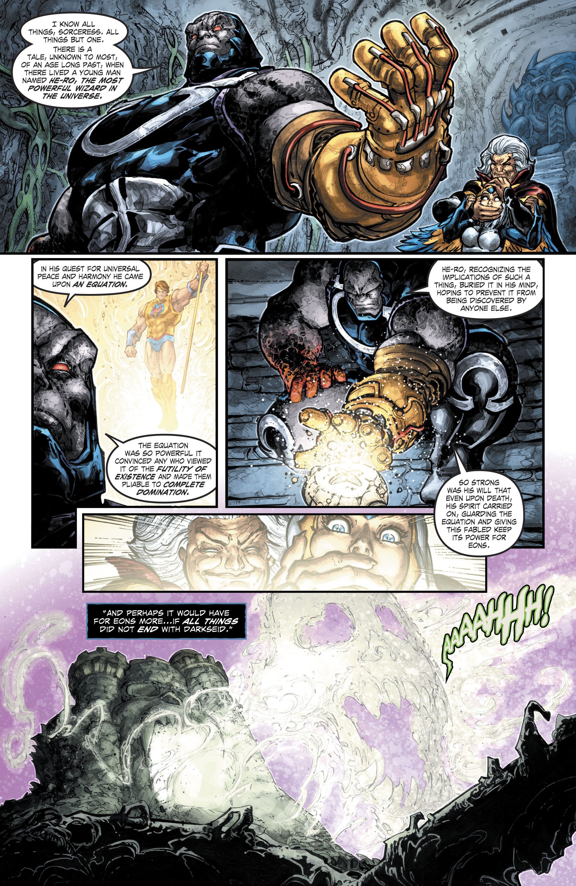 Injustice Vs Masters of the Universe 004 018