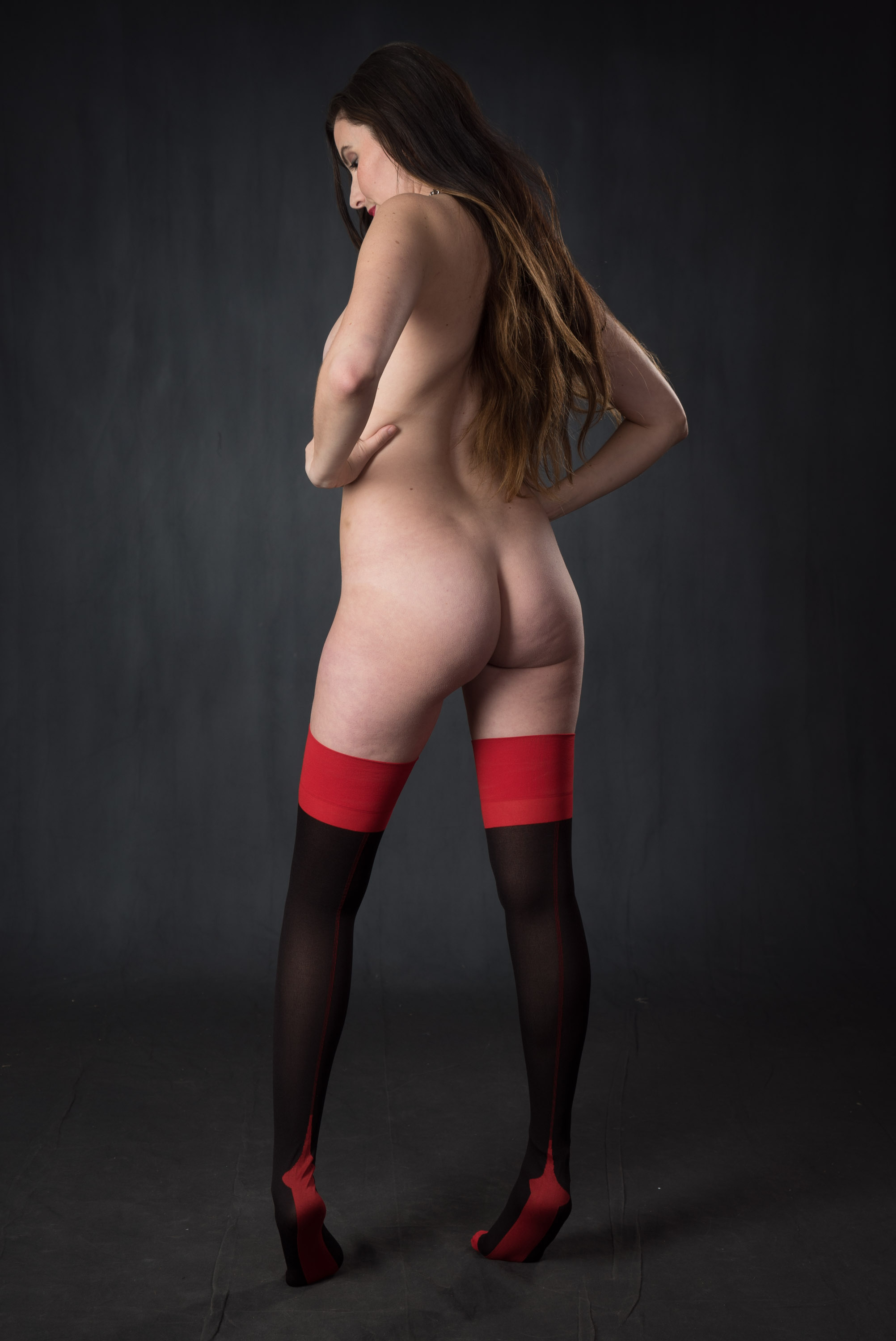 Red Top Stocking 24