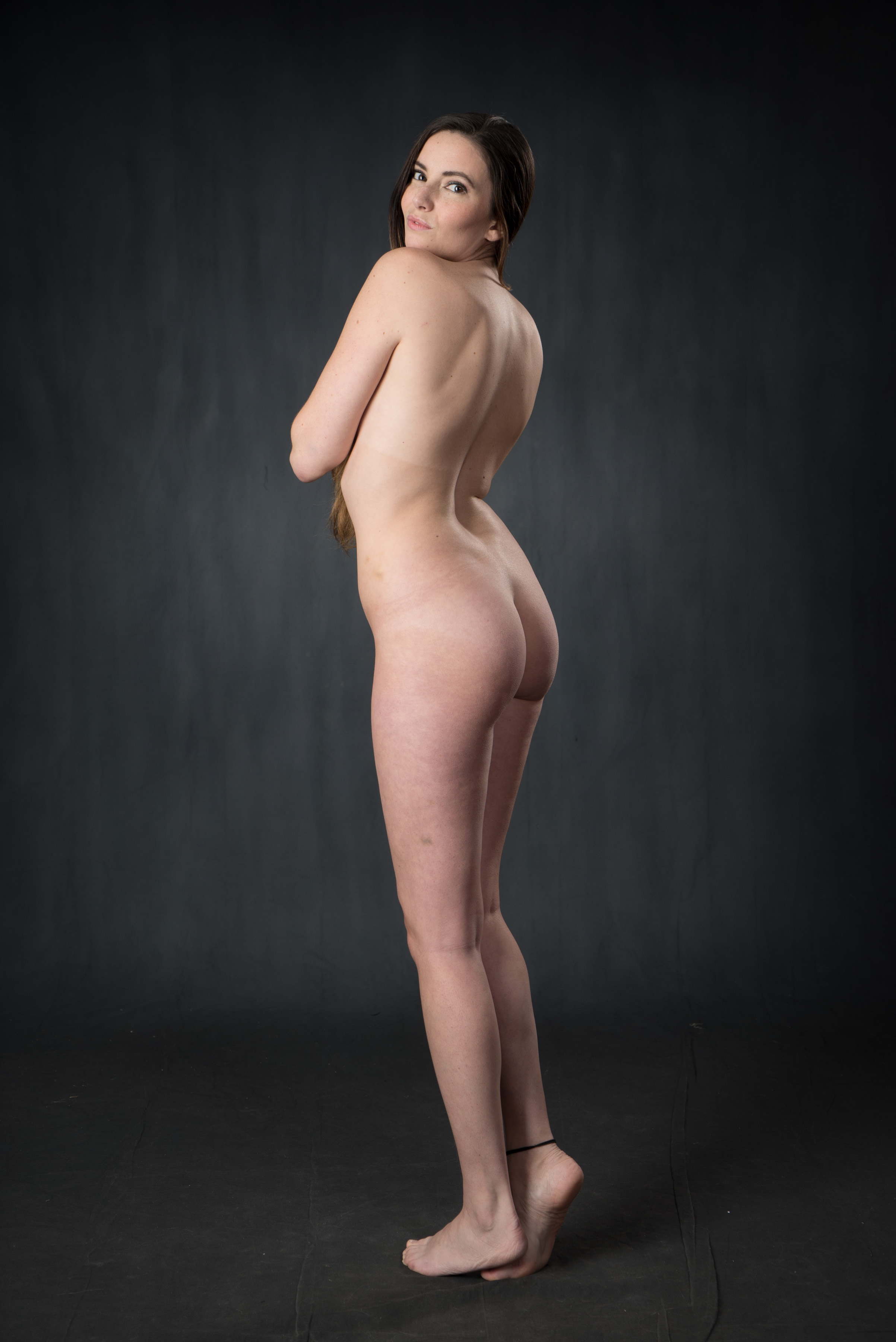 Nude Standing Poses 45
