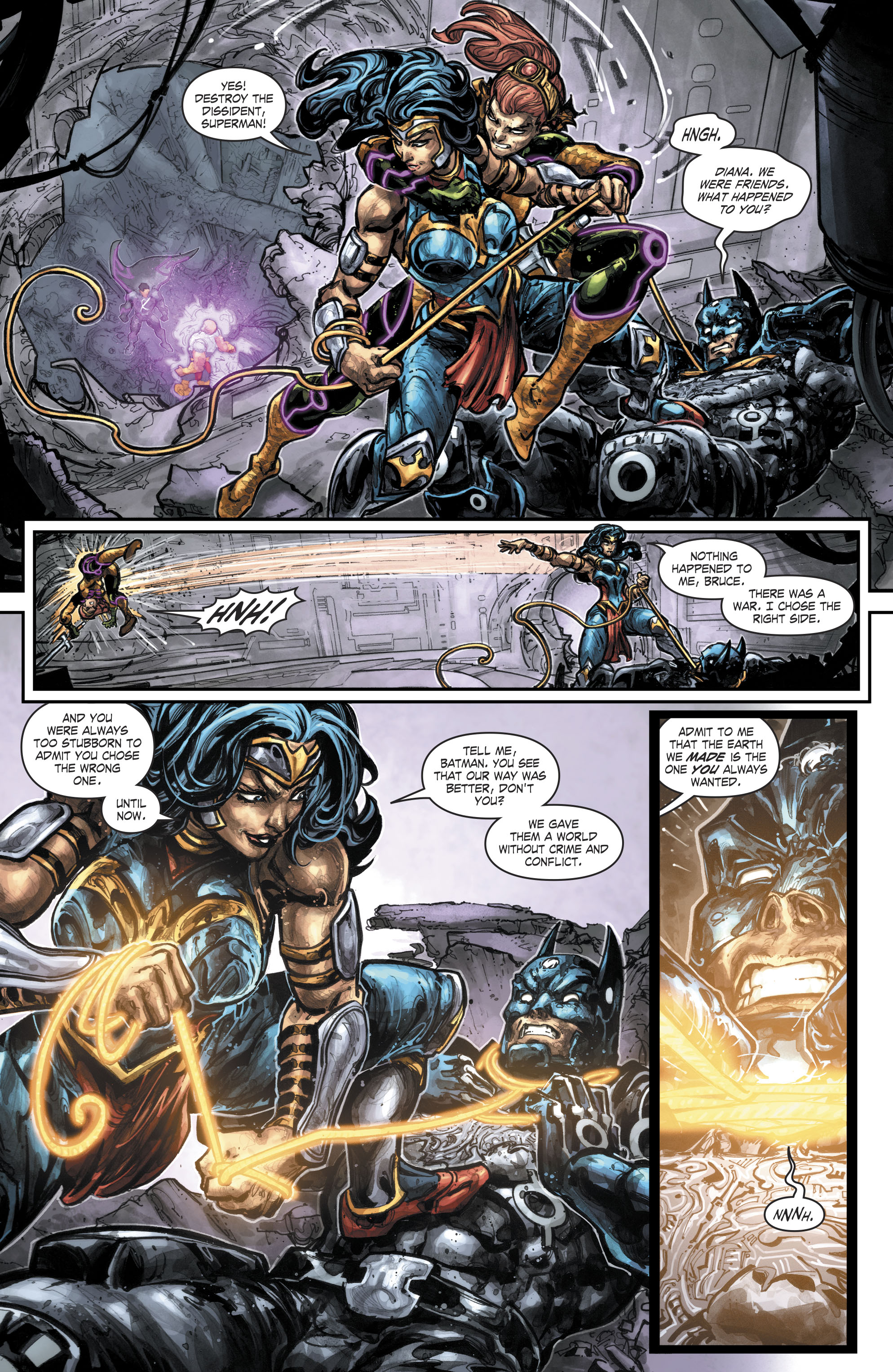 Injustice Vs Masters of the Universe 004 012