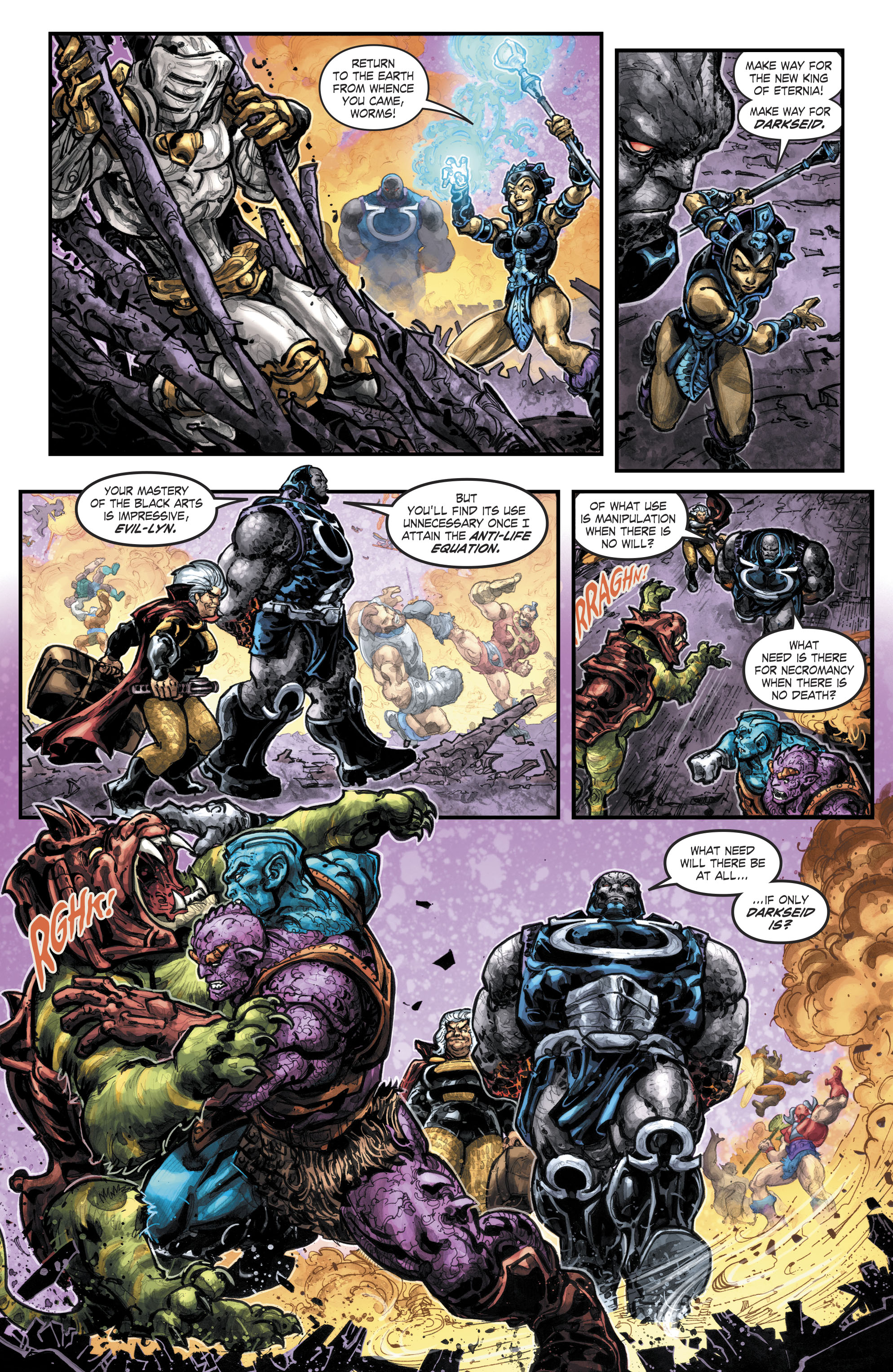 Injustice Vs Masters of the Universe 004 008