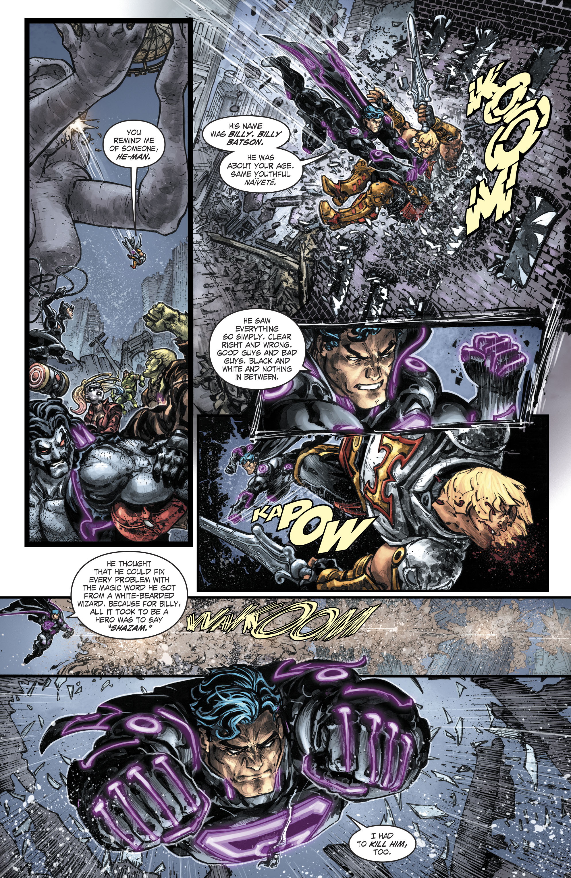 Injustice Vs Masters of the Universe 004 009