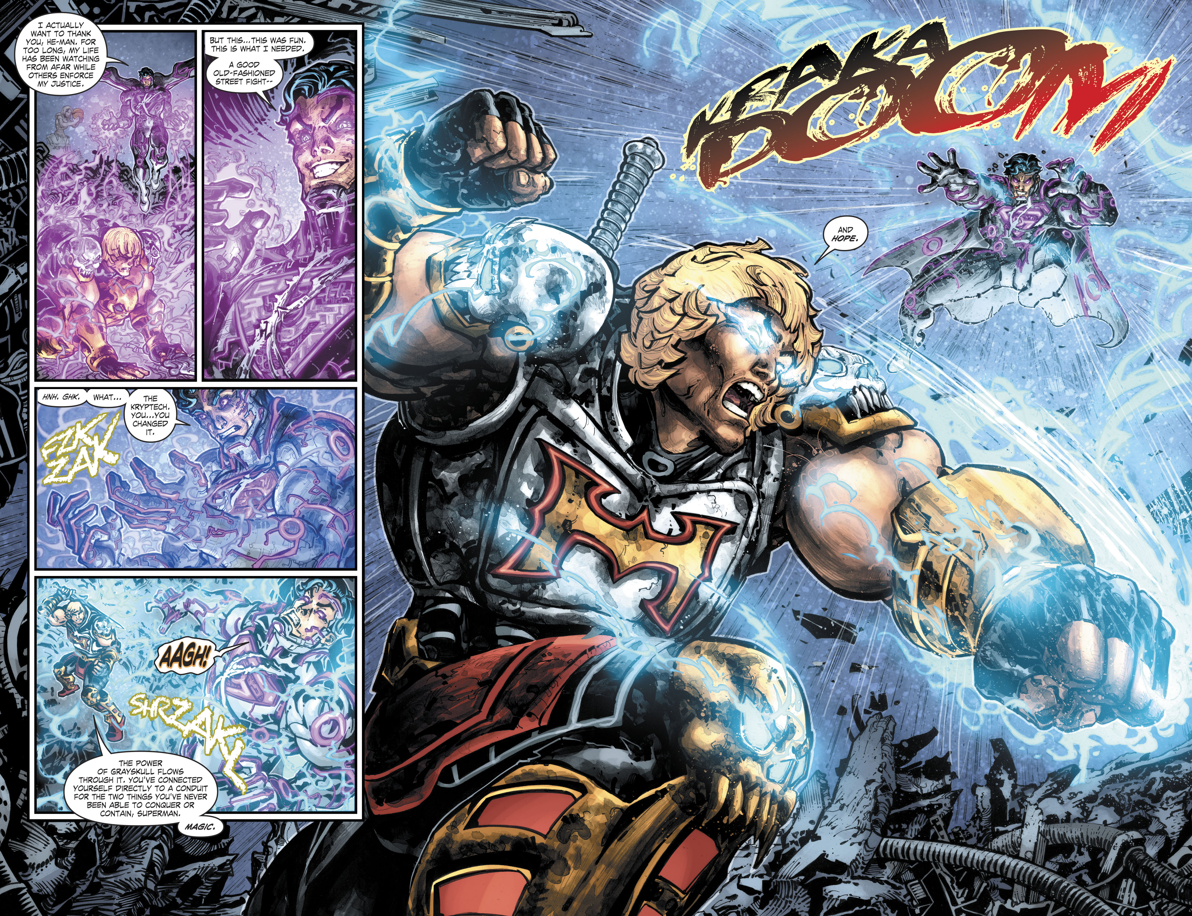 Injustice Vs Masters of the Universe 004 016