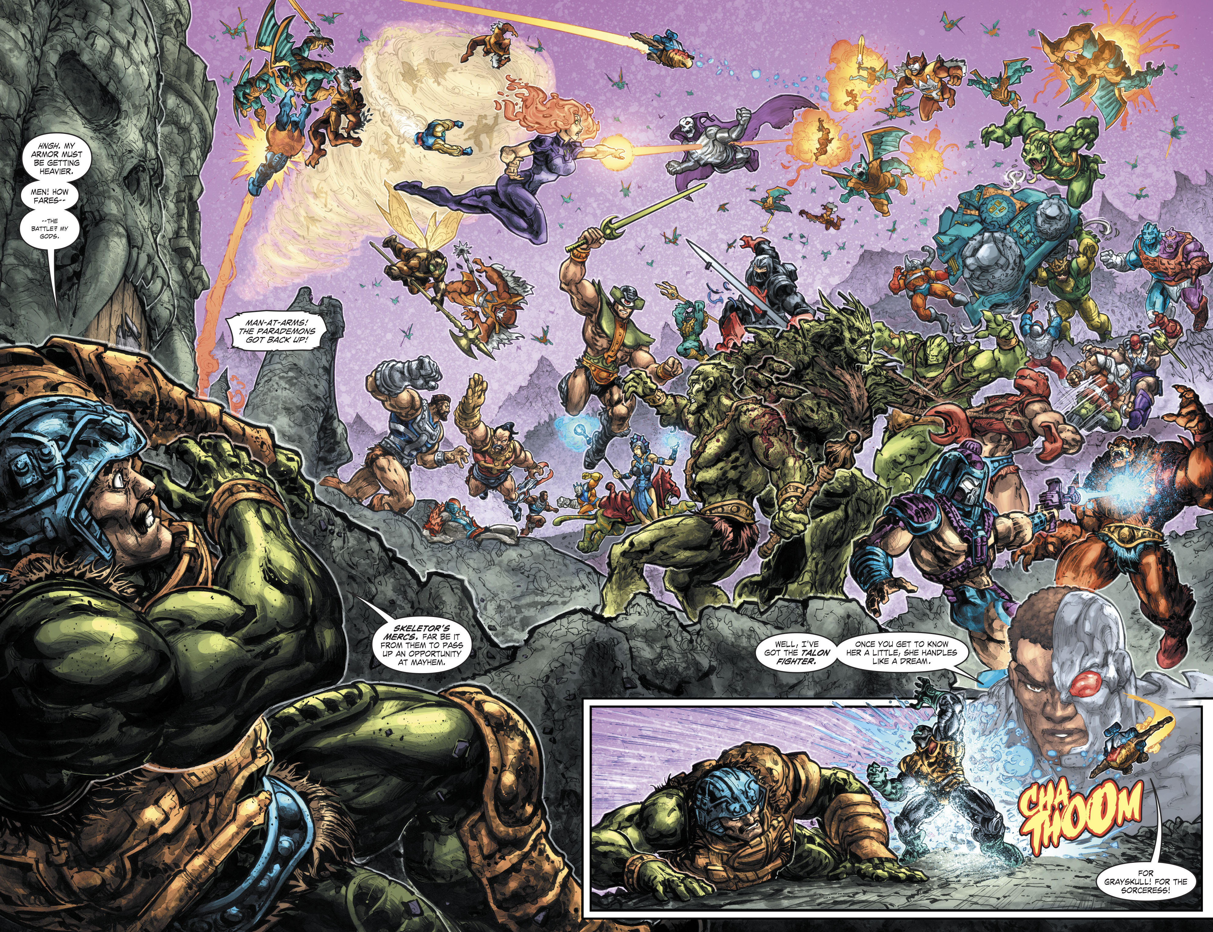 Injustice Vs Masters of the Universe 004 007