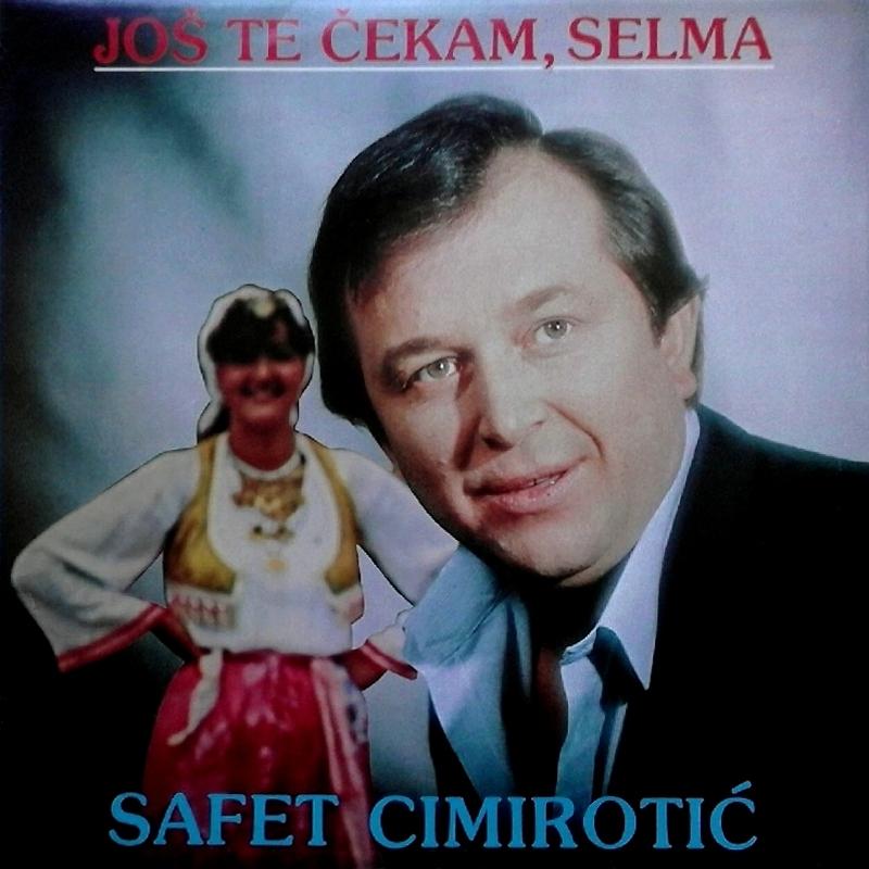 Safet Cimirotic 1982 prednja