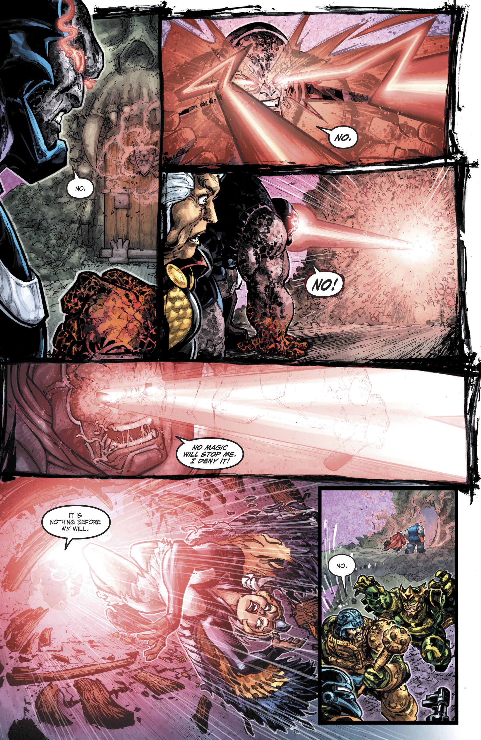 Injustice Vs Masters of the Universe 004 015