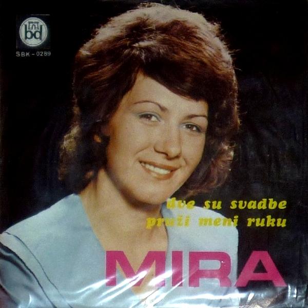 Mirjana Simeunovic Mira 1976 a