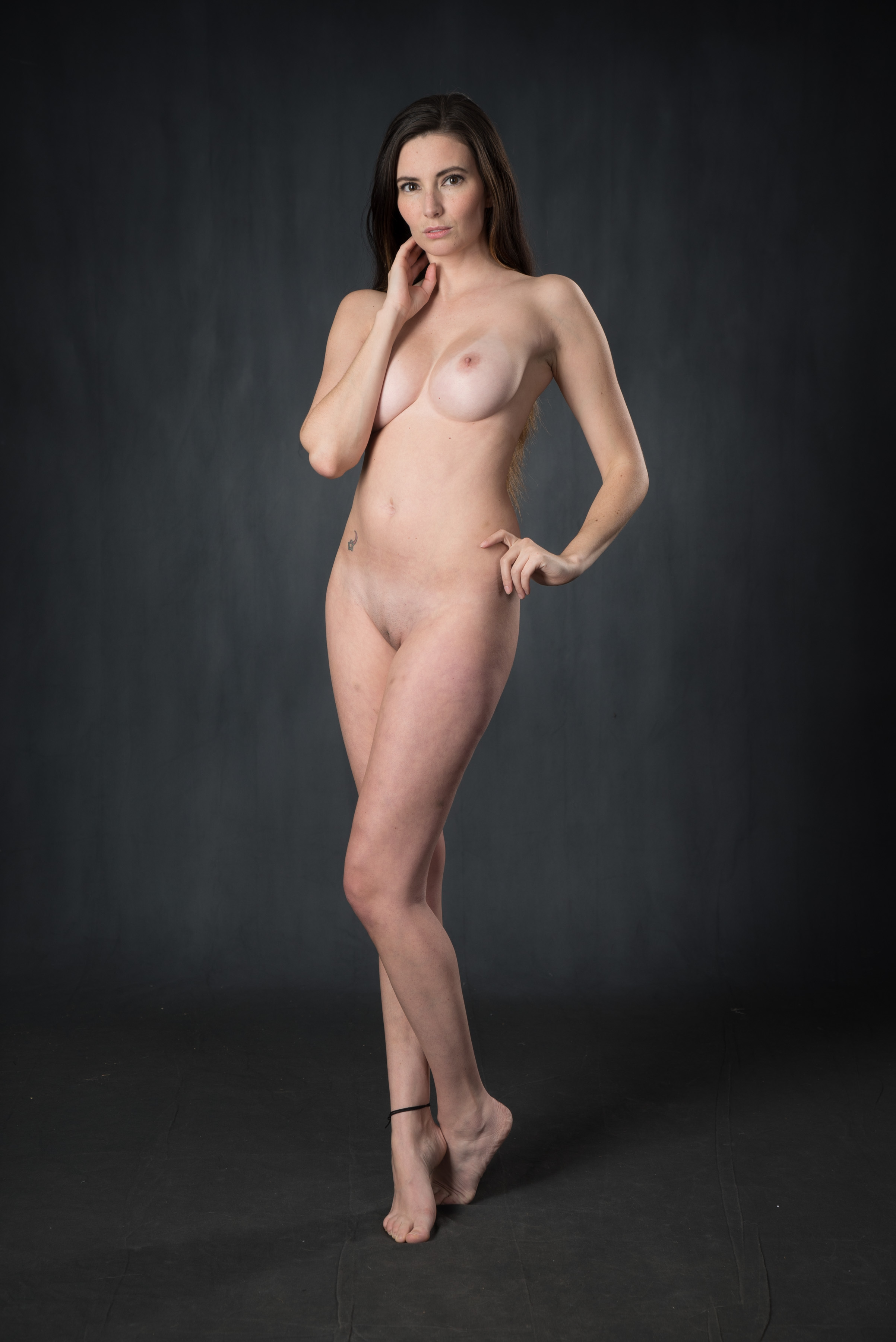 Nude Standing Poses 31