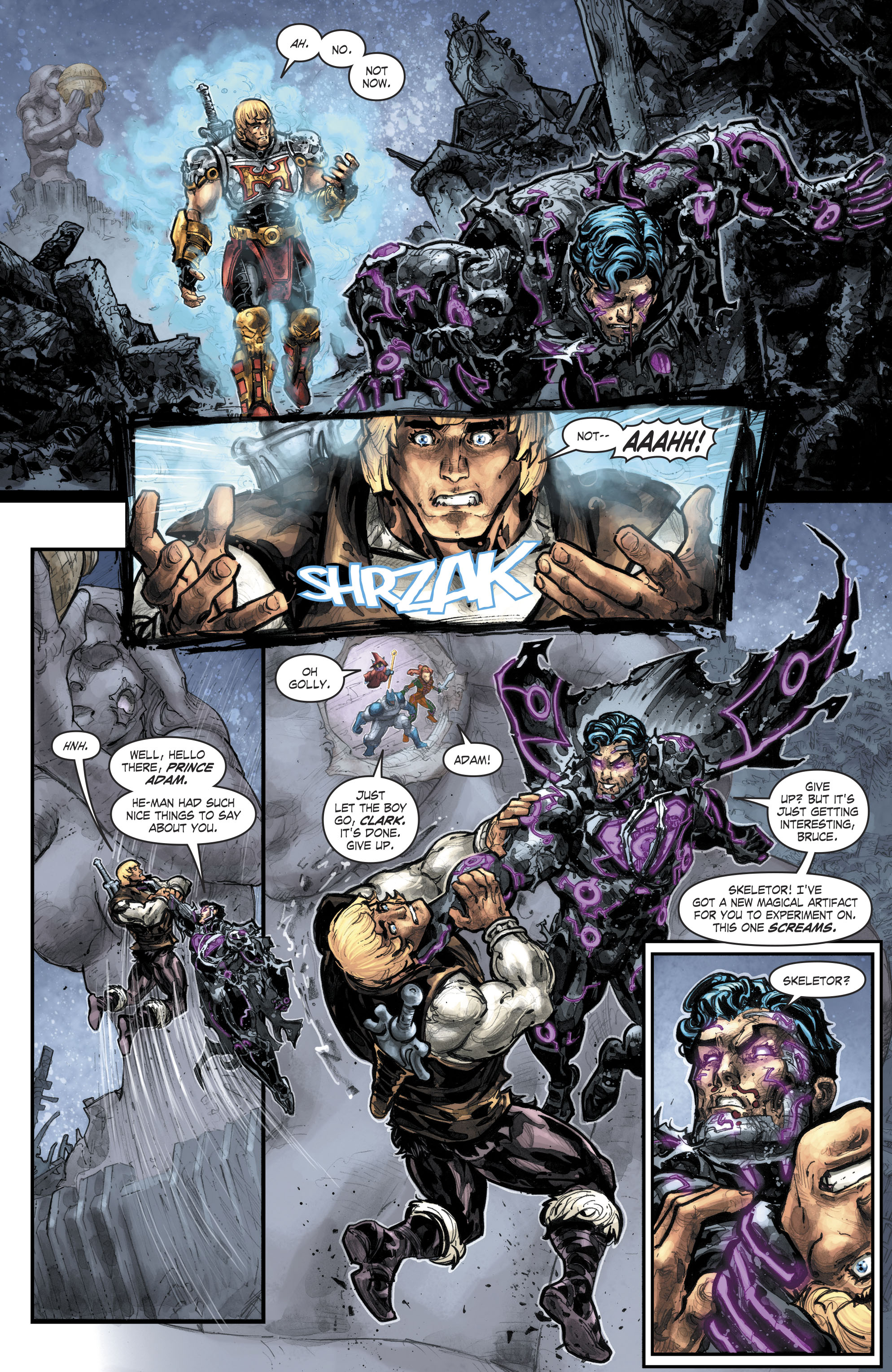 Injustice Vs Masters of the Universe 004 019