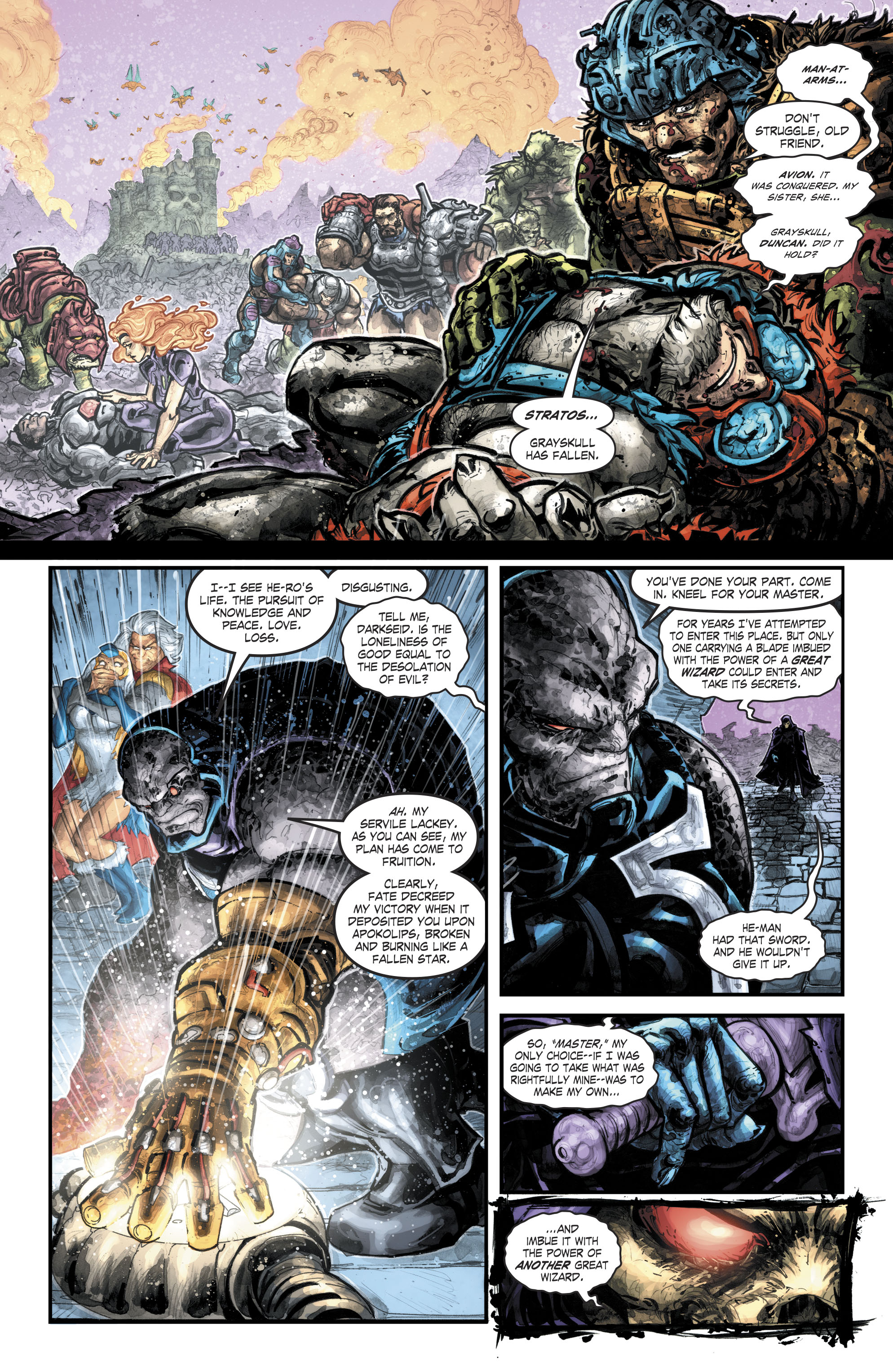 Injustice Vs Masters of the Universe 004 020
