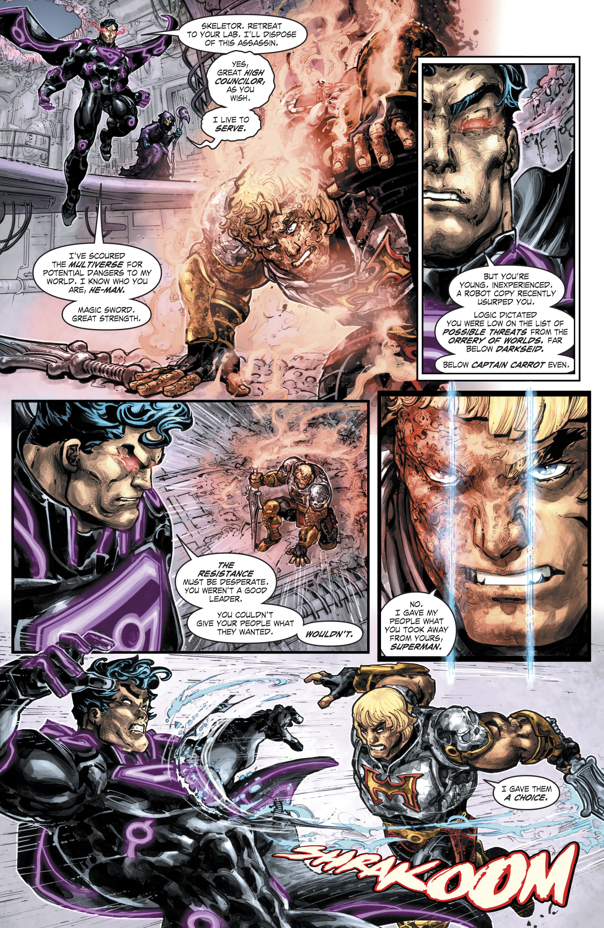 Injustice Vs Masters of the Universe 004 004