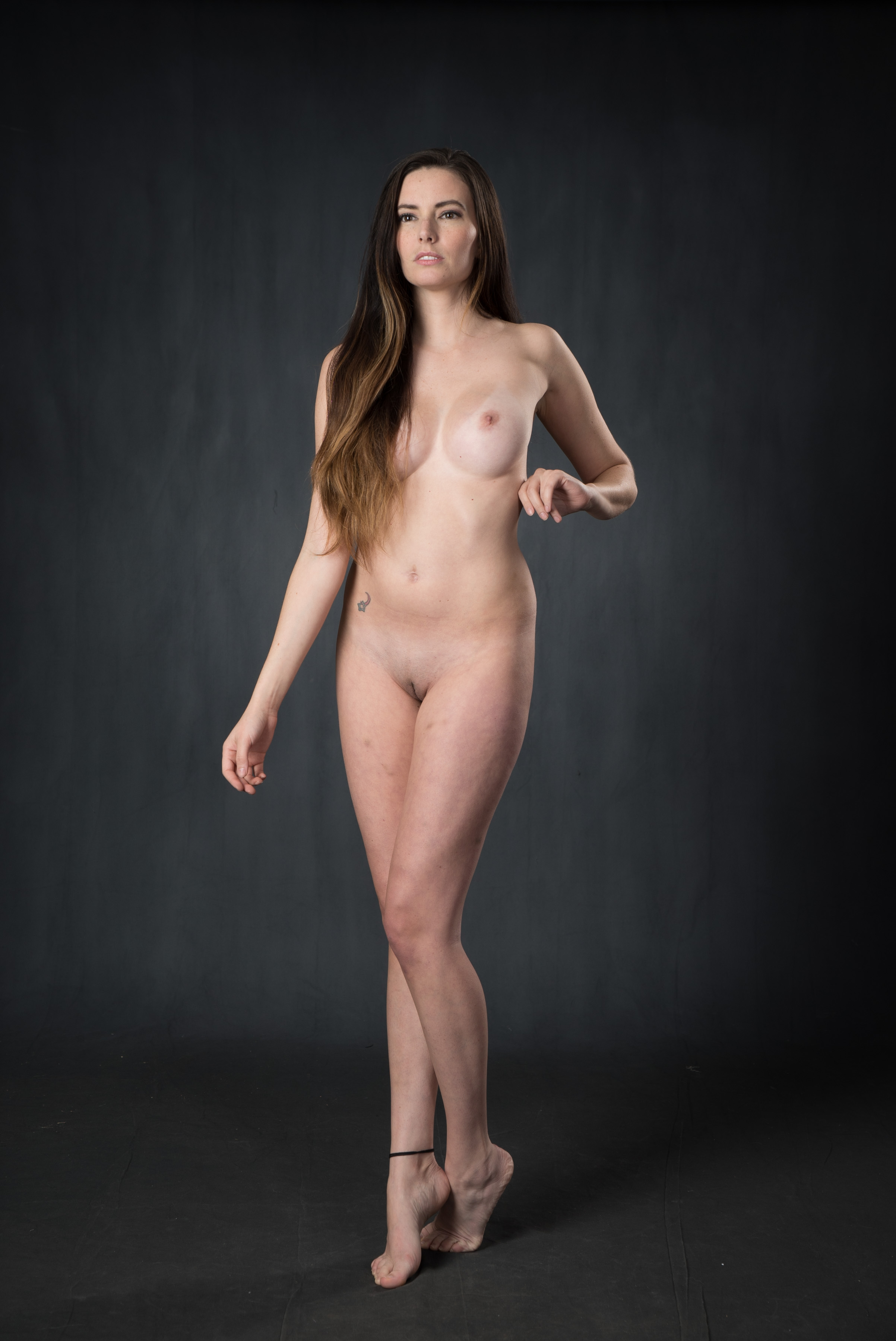 Nude Standing Poses 42