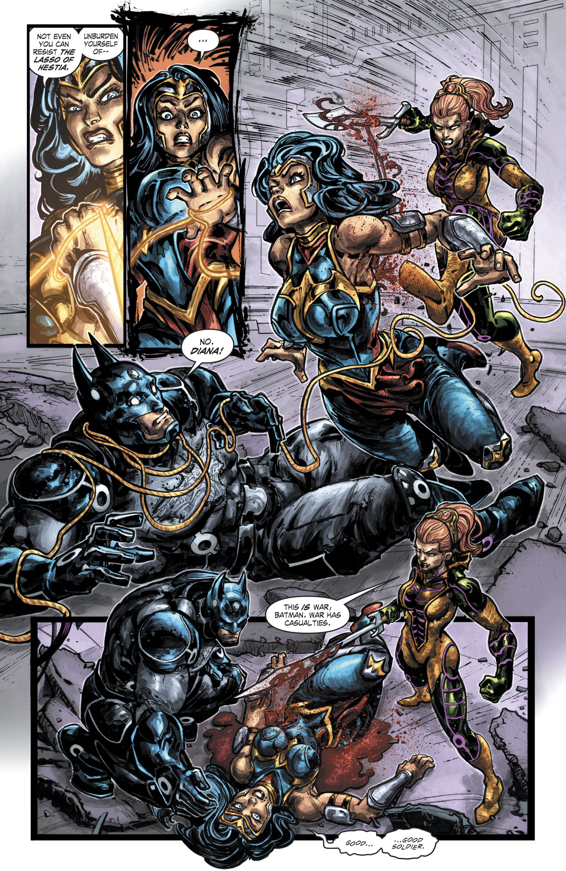 Injustice Vs Masters of the Universe 004 013
