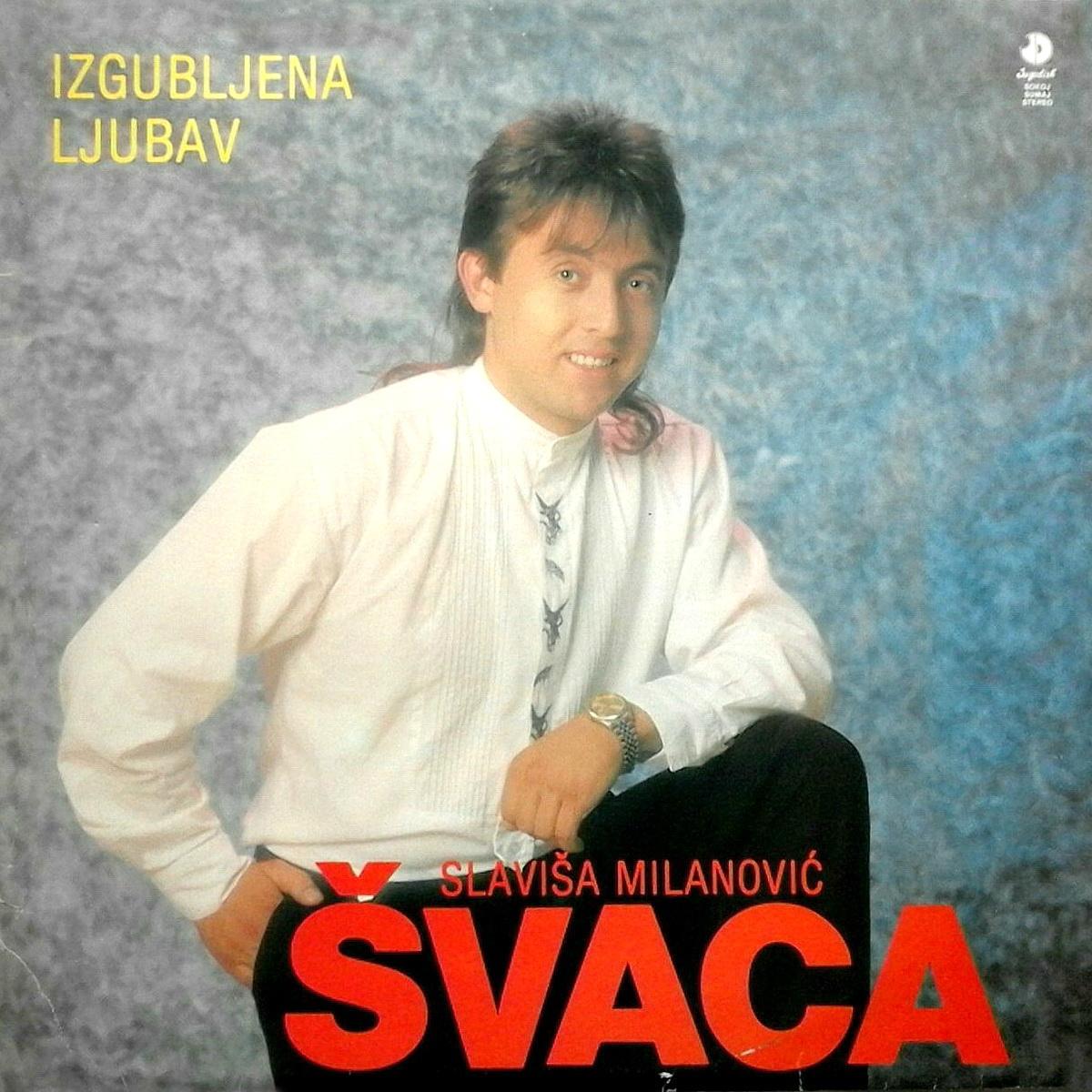 Slavisa Milanovic Svaca 1990 p