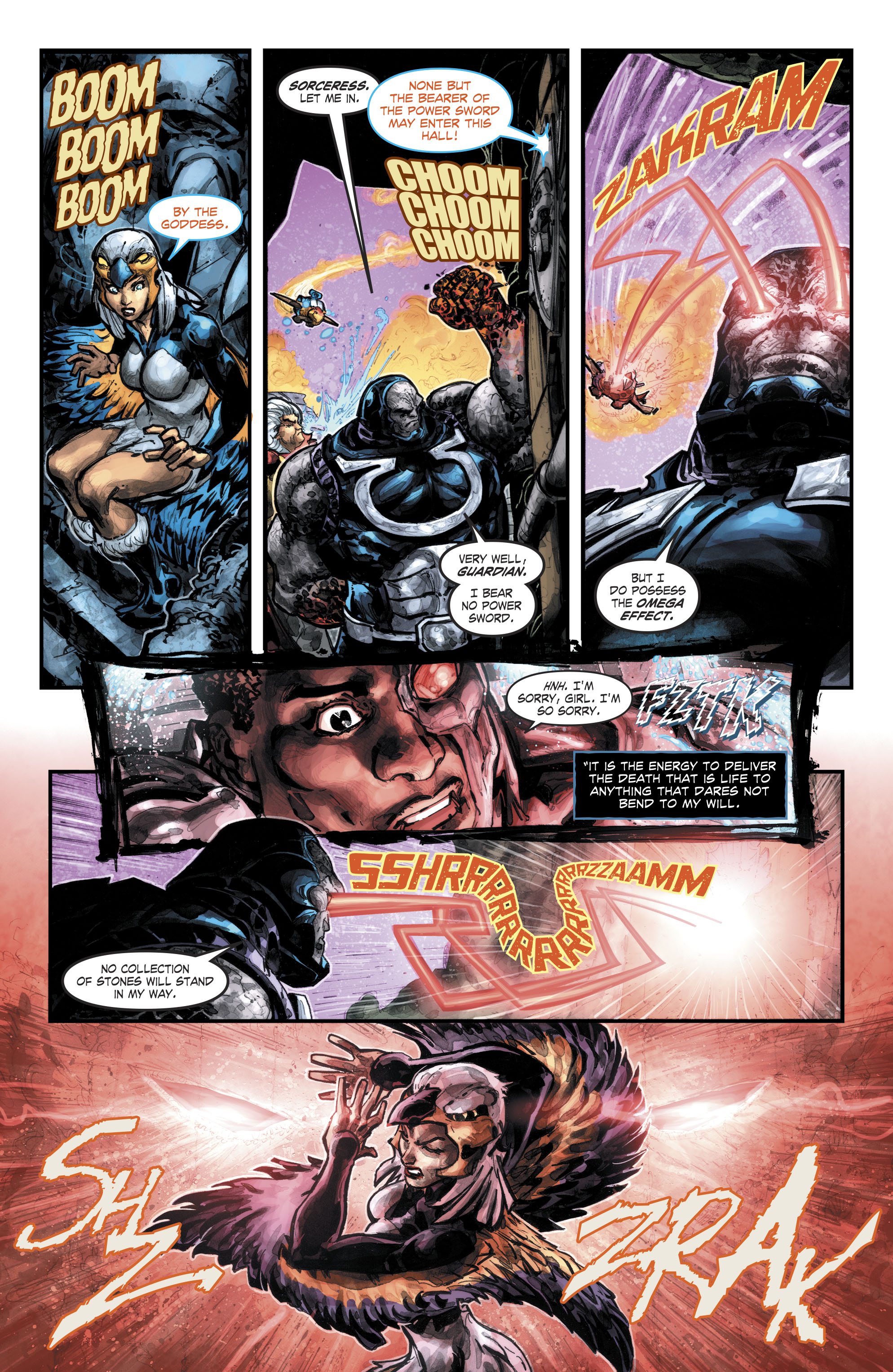 Injustice Vs Masters of the Universe 004 014