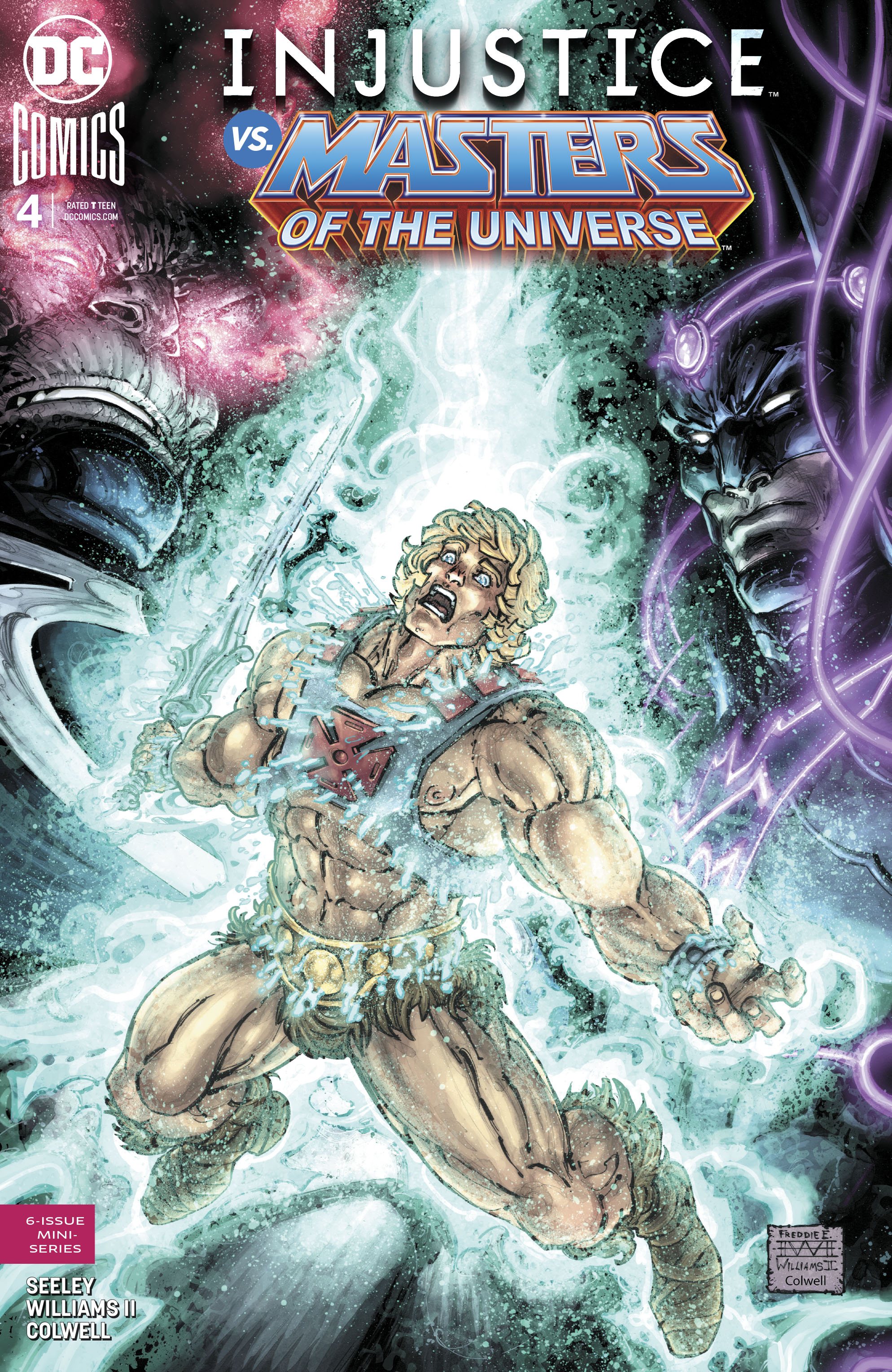 Injustice Vs Masters of the Universe 004 000