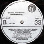 Zorica Markovic - Diskografija  36838687_Ploca_B