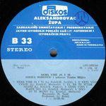 Zorica Markovic - Diskografija  36839242_Ploca_B