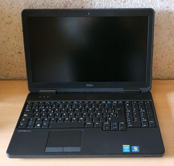 [VENDIDO] Portátiles Dell Latitude E5540 y E5440. 8 GB + 500 GB + NVIDIA GT 720M