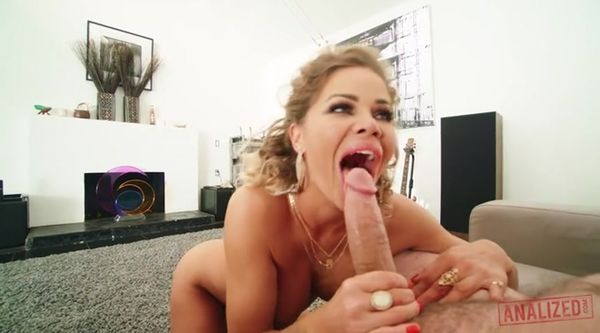 Analized - Jessa Rhodes - Gets The Anal Special [SD 400p]