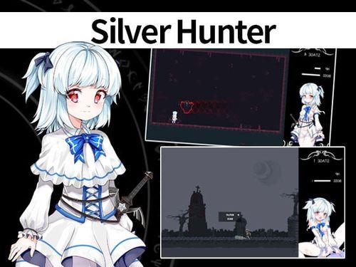 (同人ゲーム)[200602][D.R.] Silver Hunter [RJ288762]